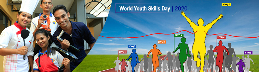 World Youth Skills Day, 2020 | Sri Lanka